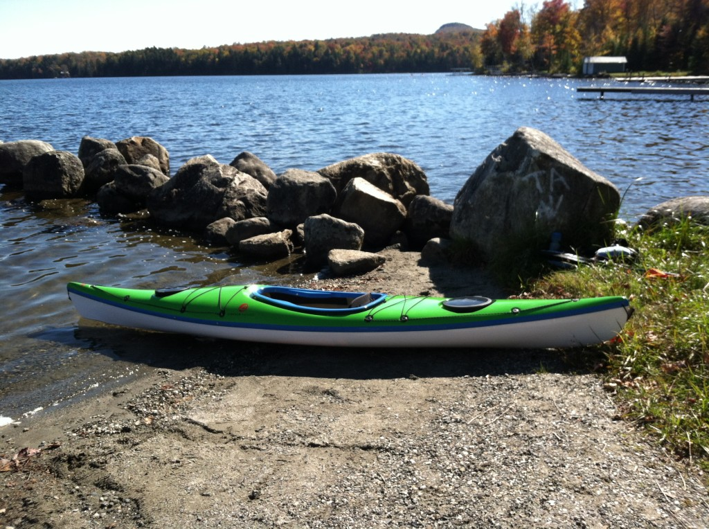 Quoddy Lite Lincoln Kayak