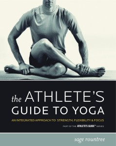 Athlete's Guide to Yoga Cover