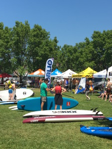 Burlington SUP Festival 2016, photo by L. Freeman